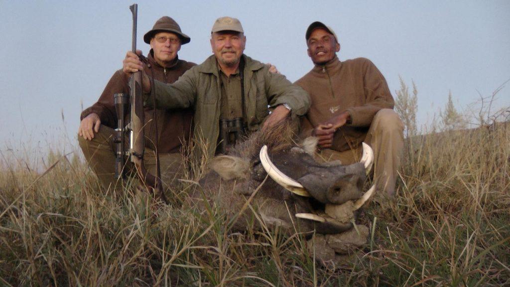 7 denní safari