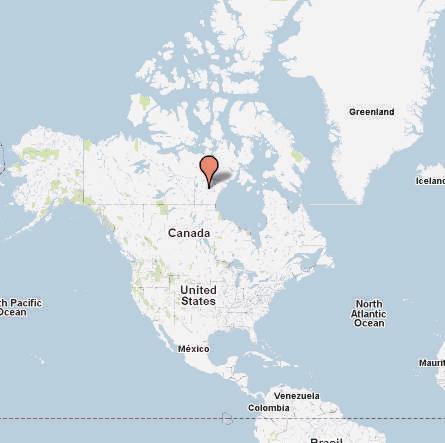 Kanada – Severozápadní teritoria a Nunavut I.