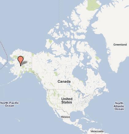 USA Aljaška I
